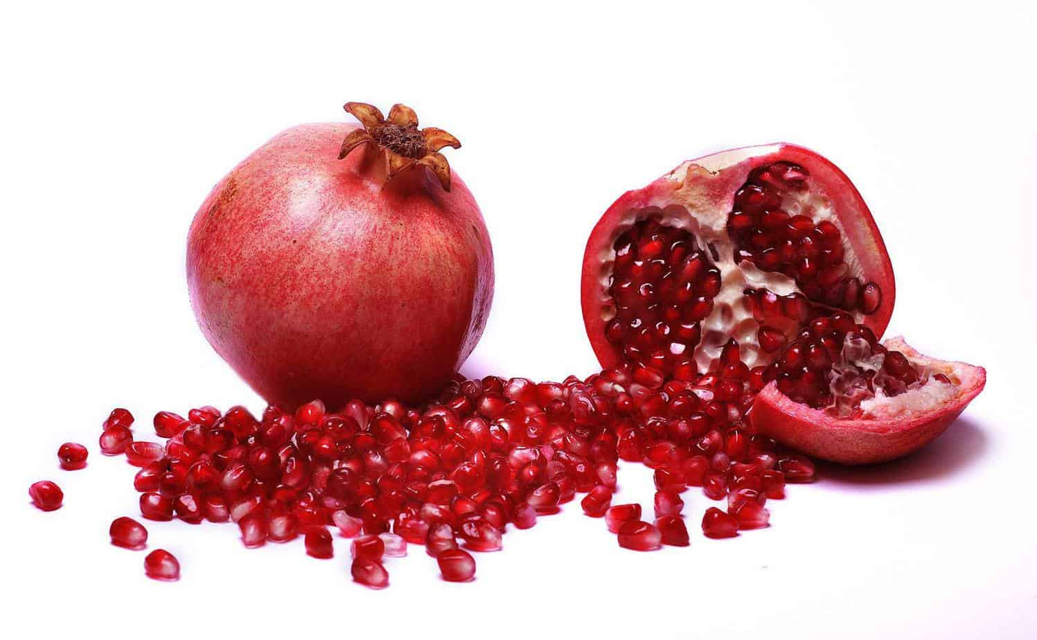 Healing Benefits of Pomegranates