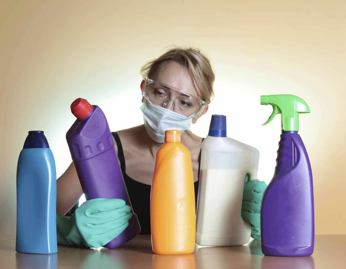 Five Common Household Chemicals to Avoid